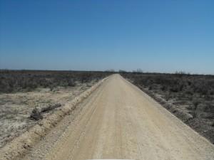 Rancho Melado Driveway