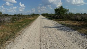 South Texas Hunting Ranches often lack roads like this