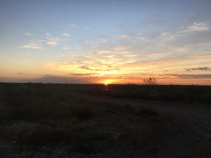 Mexico Hunting Sunrise