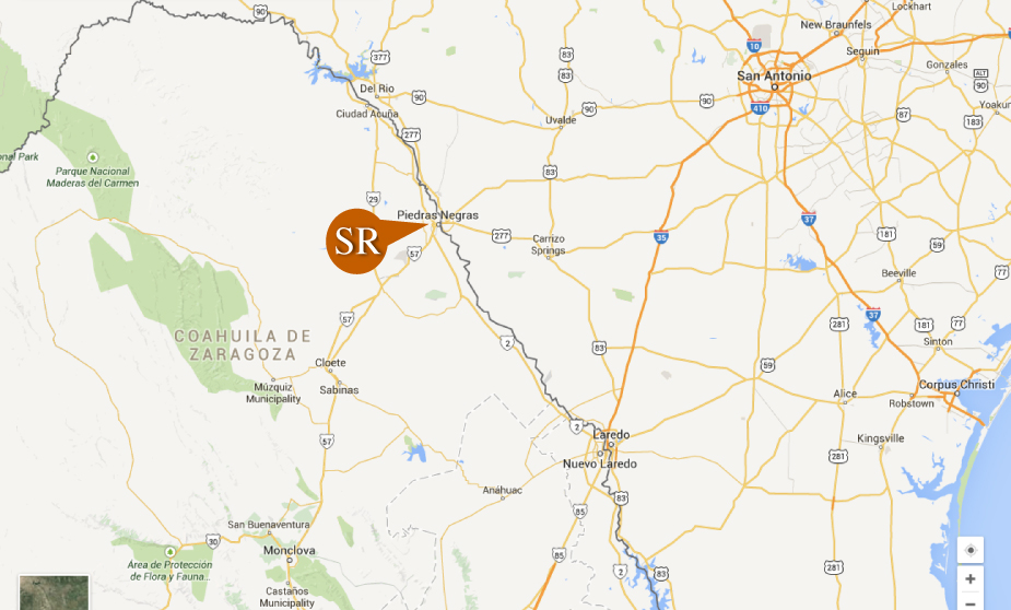 Stuart Ranches just across the border in Coahuila Mexico